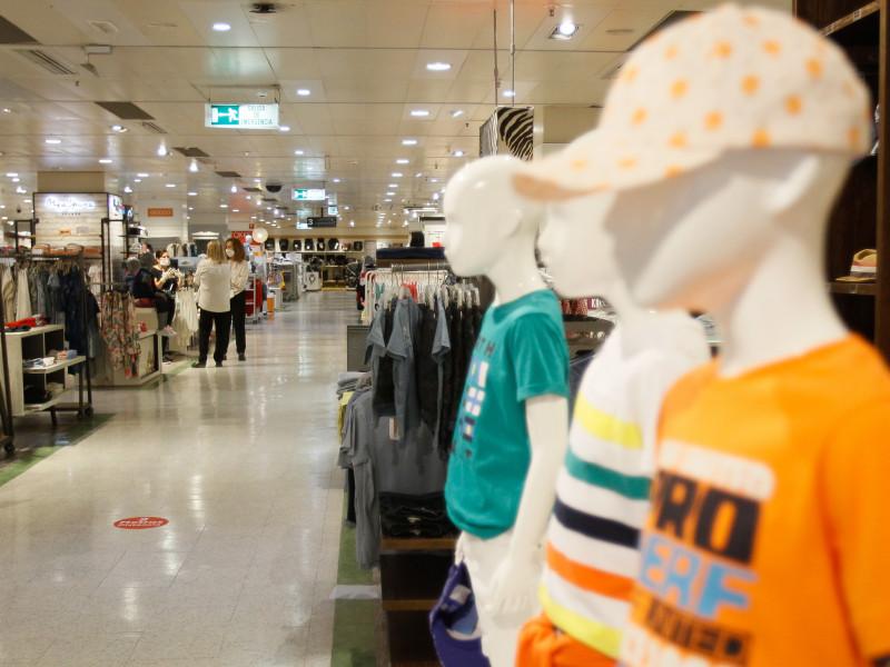 Miura se queda con los maniquíes de Inditex y Nike tras la salida de su socio suizo
