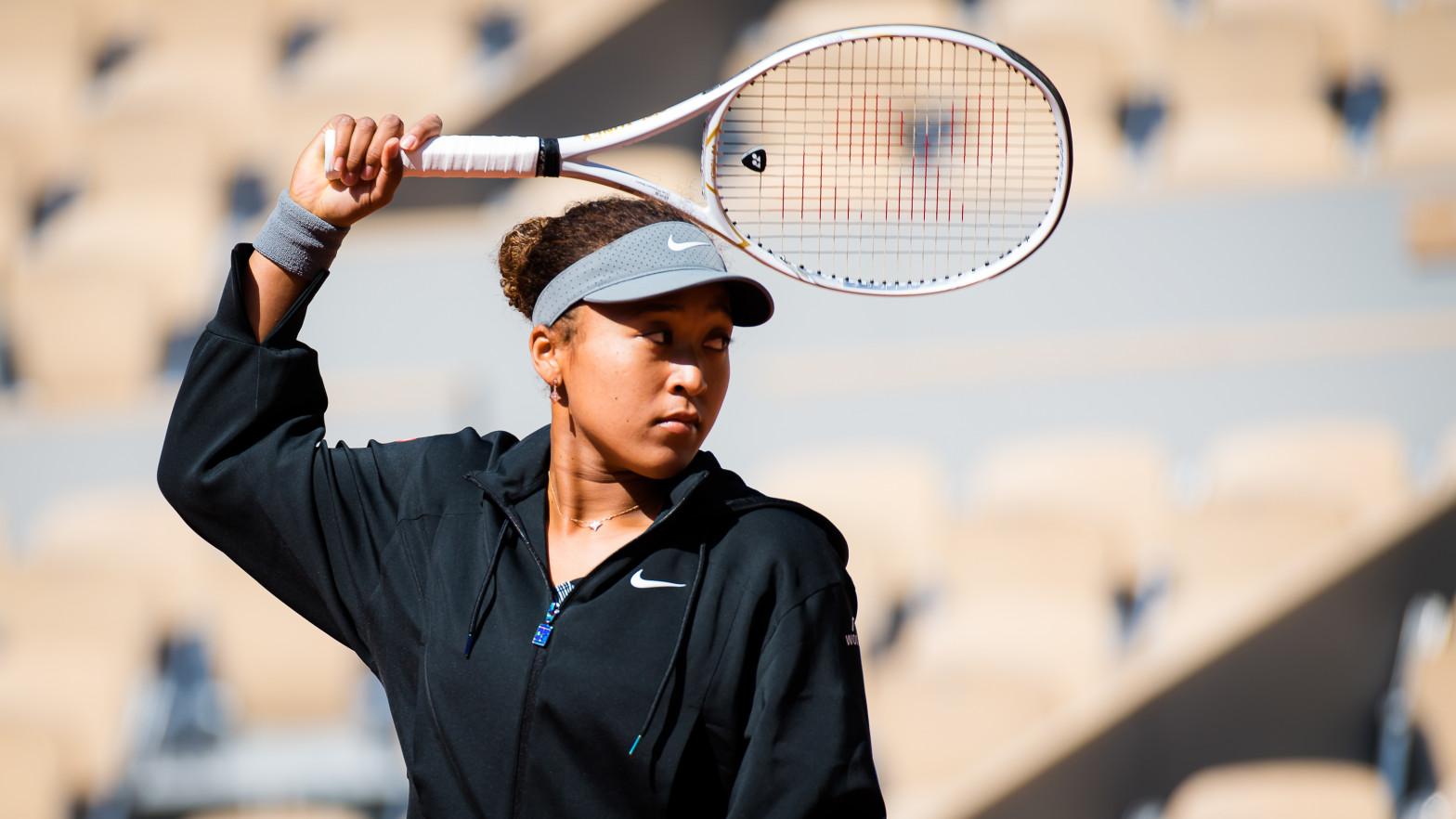 Naomi Osaka se retira de Roland Garros
