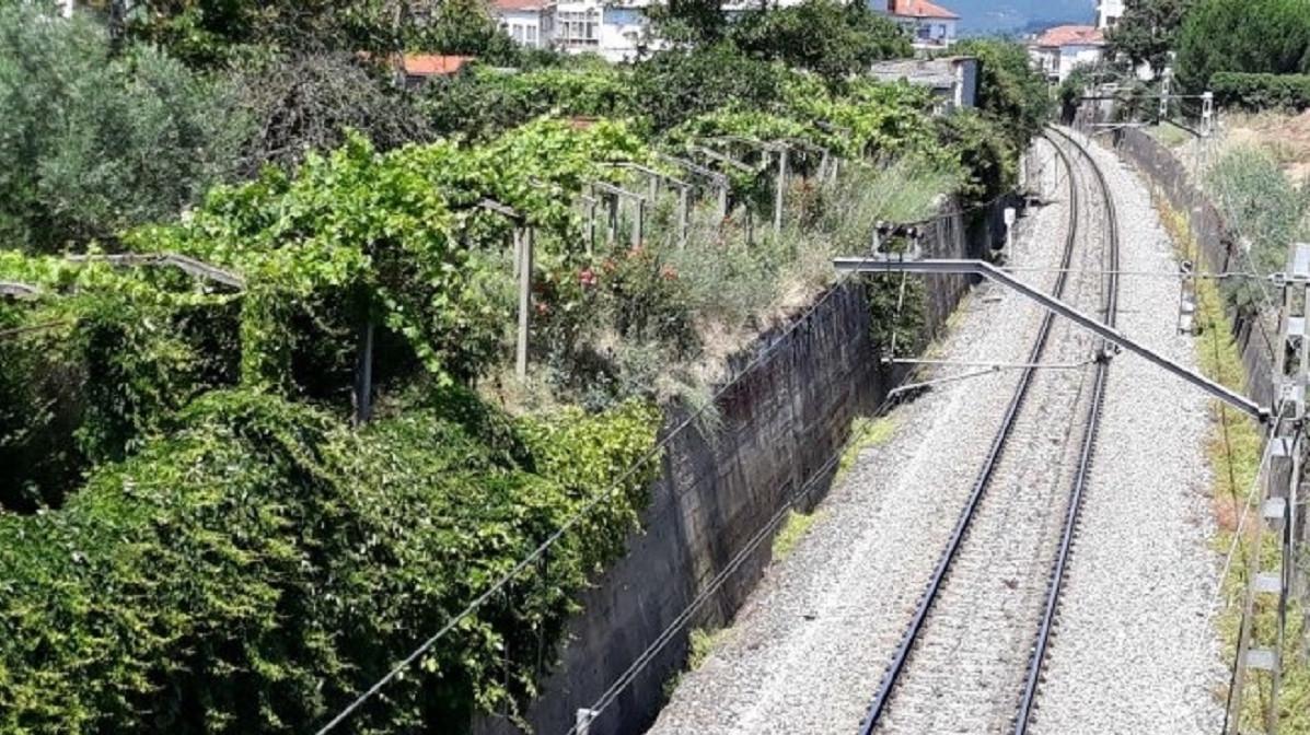 Muere un varón arrollado por un tren de pasajeros a las afueras de la estación de Ávila