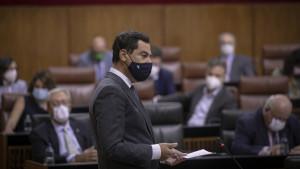 El PSOE sigue cayendo: PP y Vox ganarían a Page y arrasarían en Andalucía, según una encuesta