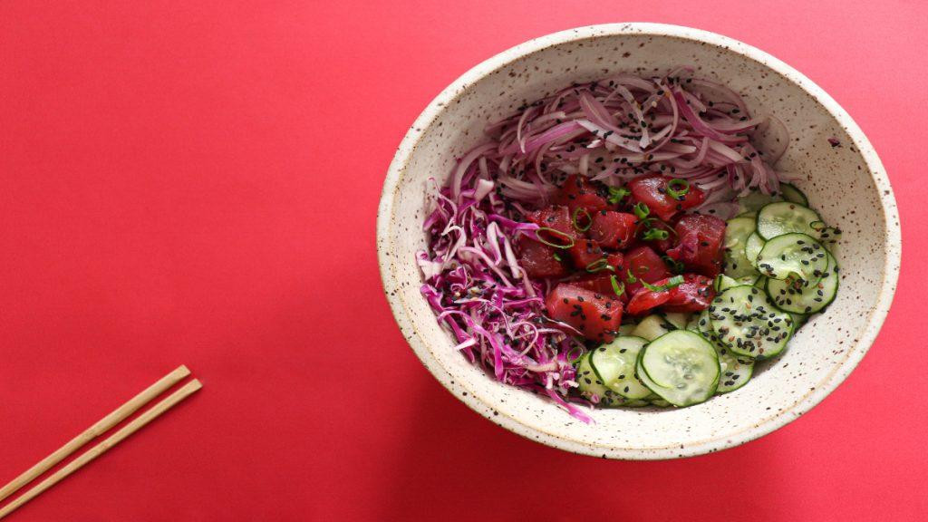ensaladas verano nutritivas proteinas pescado