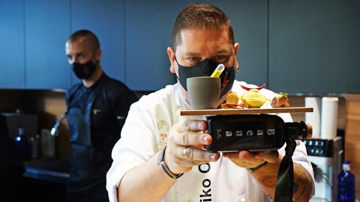Activismo culinario verde, vinos y repostería en un triple Madrid Fusión