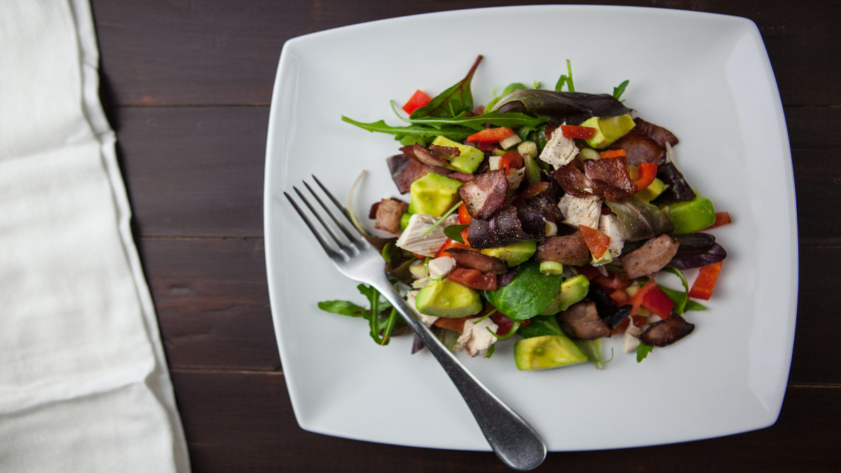 ensaladas verano nutrición completas proteinas