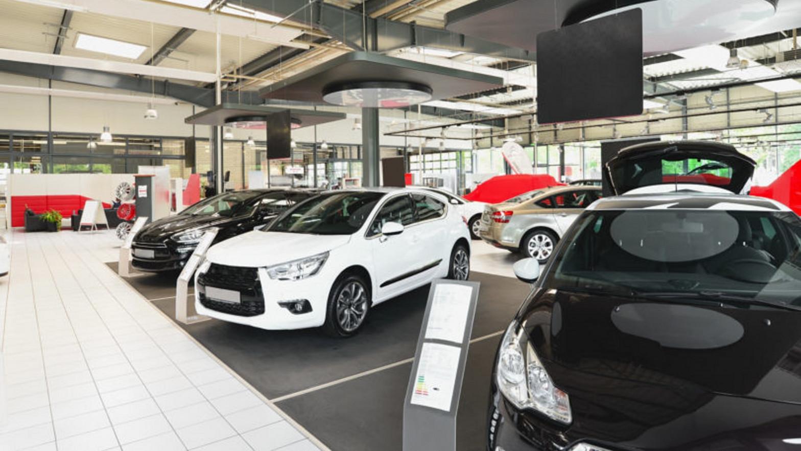 Las ventas de coches en España hasta mayo se quedan en cifras de hace siete años
