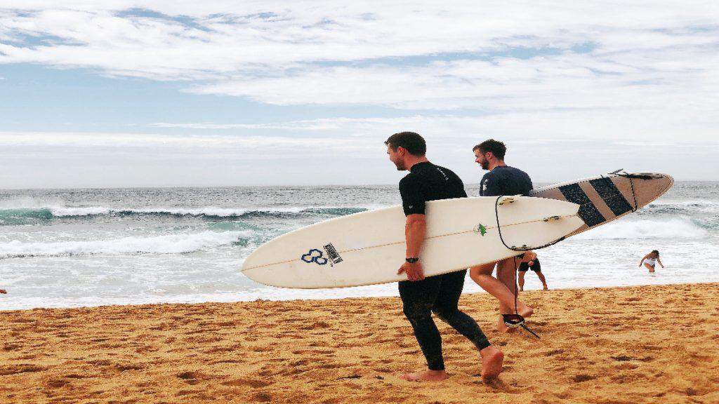 verano surf deporte adelgazar