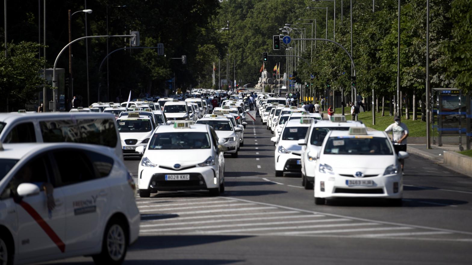 El Ayuntamiento de Madrid aprueba la nueva ordenanza del taxi: estas son las novedades