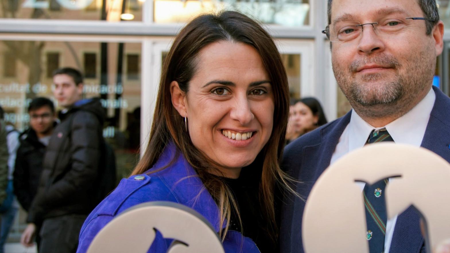 La periodista Patrícia Plaja, nueva portavoz del Govern de Pere Aragonès
