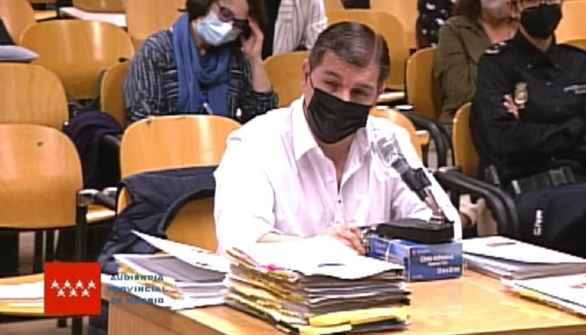 Inicio del juicio a César Román Viruete, conocido como el 'Rey del Cachopo'
