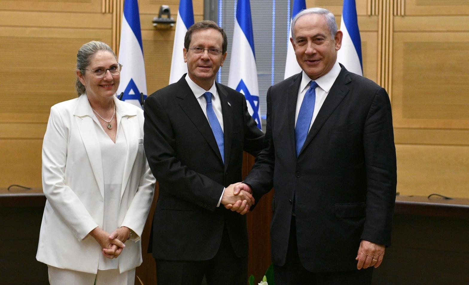 Isaac Herzog es elegido como nuevo presidente de Israel