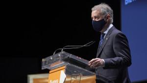 """Euskadi seguirá su hoja de ruta ante """"el desconcierto y la invasión competencial"""" del Gobierno central"""