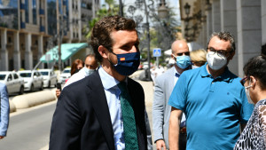 Pablo Casado pide devolver a Marruecos 4.000 personas que aún quedan en Ceuta