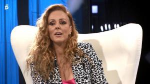 Rocío Carrasco tacha a Antonio David Flores como el único culpable de su intento de suicidio