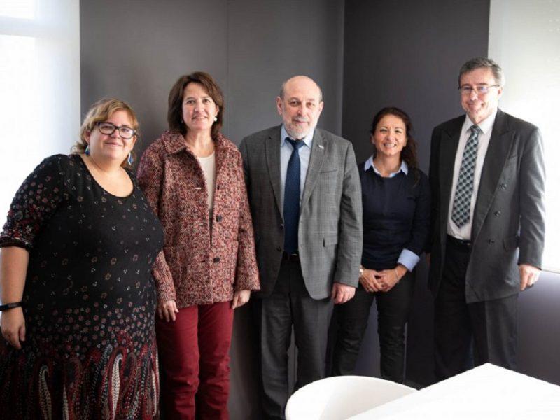 La ANC se reunió en 2020 con el autor del informe del Consejo de Europa contrario a España