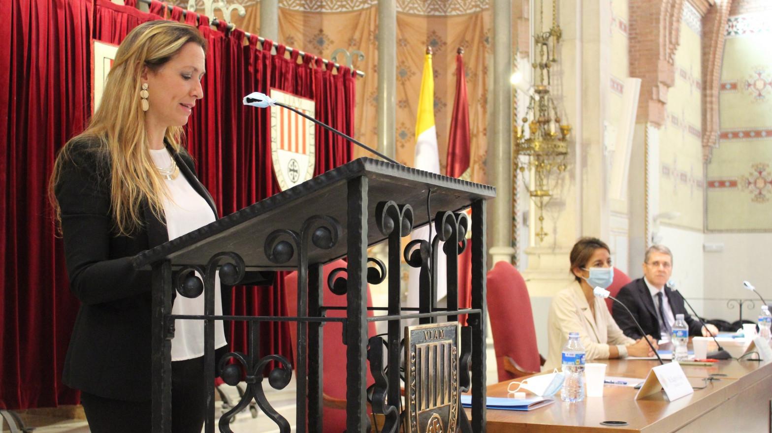 María Eugenia Gay retiene la presidencia del Colegio de Abogados de Barcelona