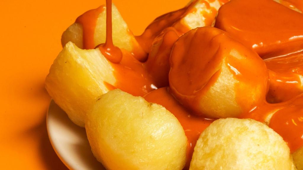 Patatas bravas de Las Bravas