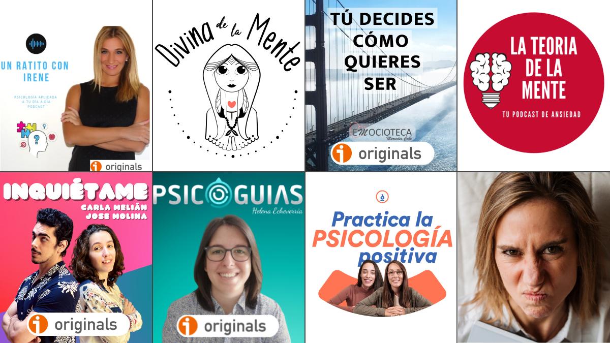 10 podcast que nos ayudarán a encarar la vida con optimismo y a ser más felices