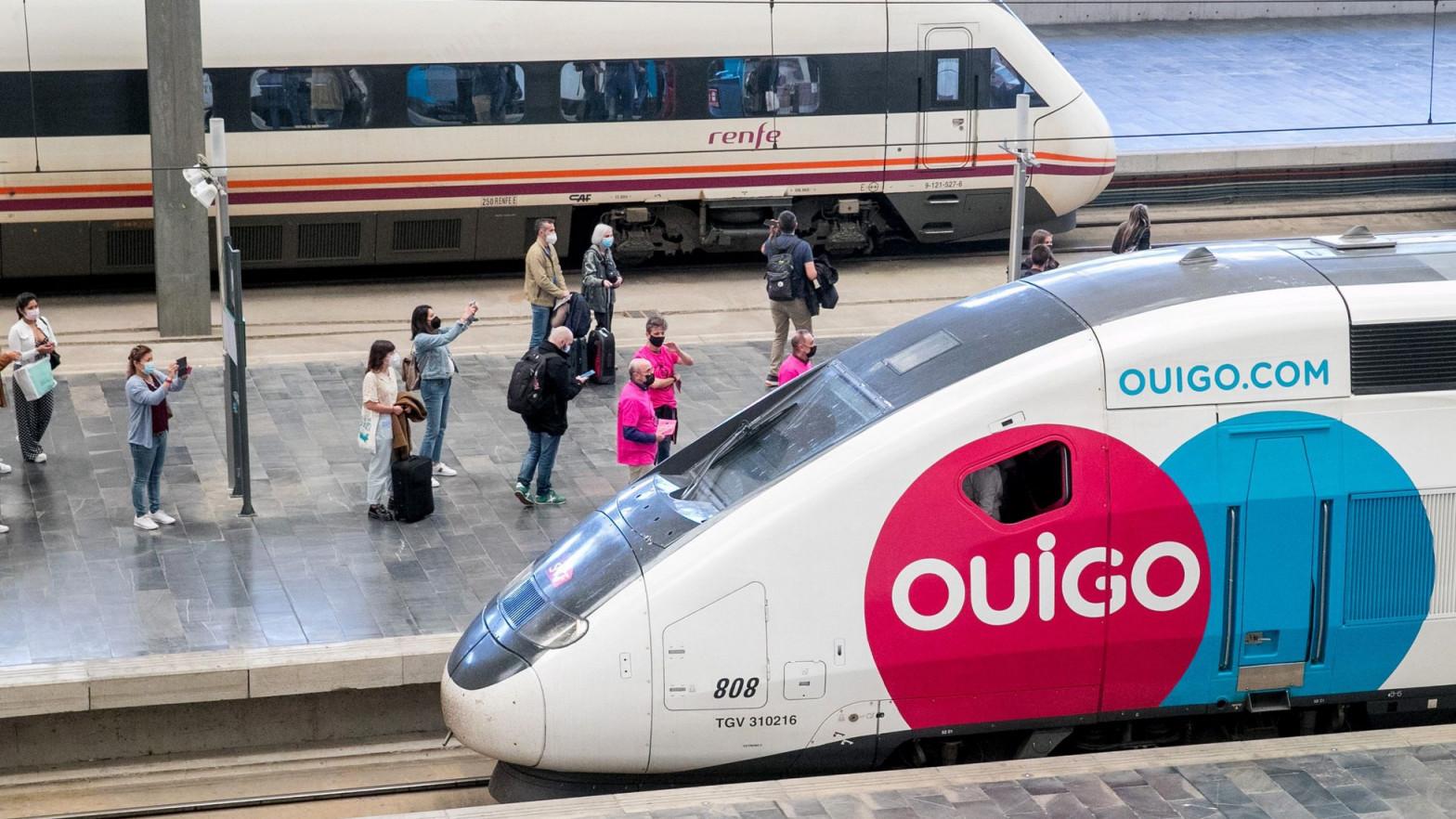 """Renfe lanza """"chollos"""" para competir con la entrada del AVE 'low cost' francés Ouigo"""