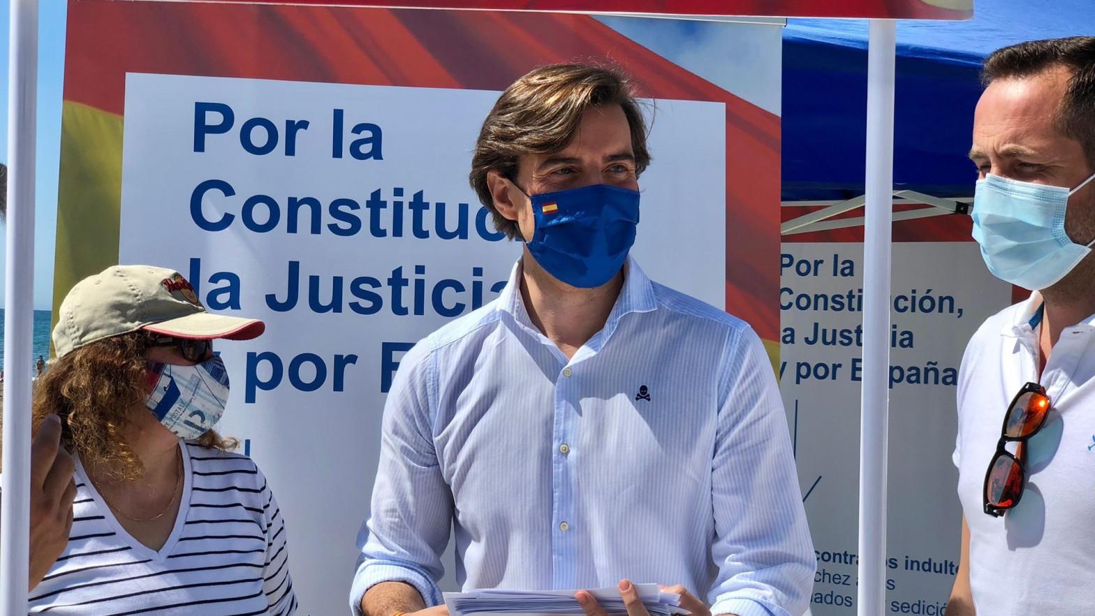 Montesinos pide a Díaz y Espadas que se pronuncien sobre los indultos