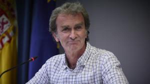 Simón se disculpa por su comentario sobre la prensa y AstraZeneca