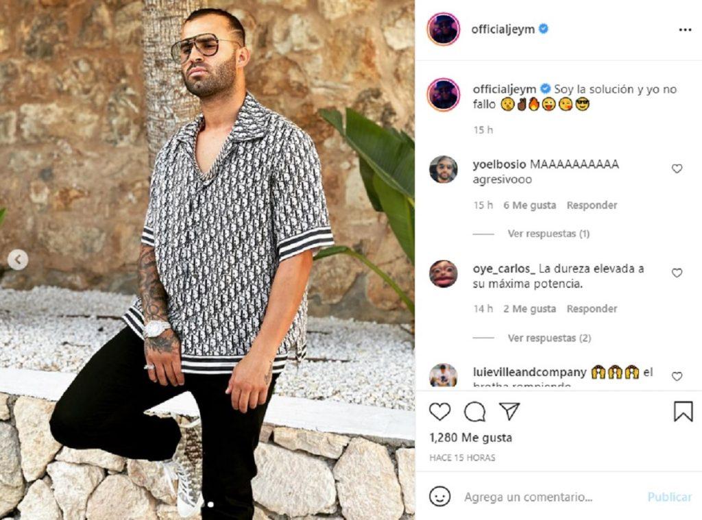 Jesé Rodríguez quiere ser cantante de reguetón