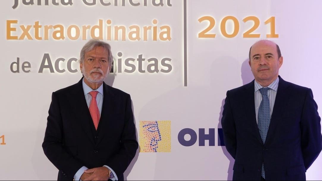 OHL gana un contrato en Suecia para ampliar el metro de Estocolmo por 69 millones de euros