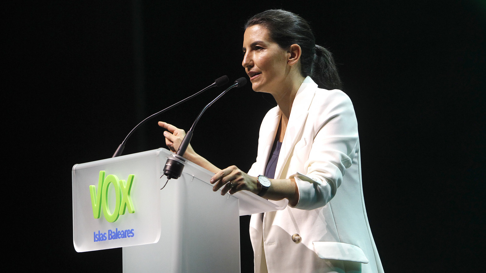 Vox dará sus votos al PP para formar la Mesa en Madrid si reducen el número de diputados