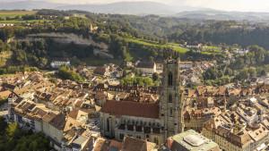 Friburgo © Turismo de Suiza