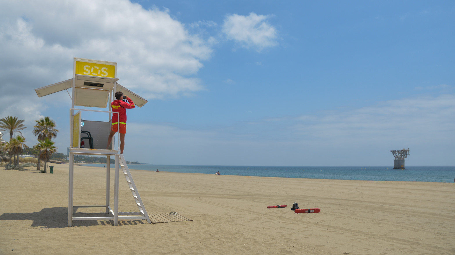 La semana comienza estable y con calor, sobre todo en Andalucía