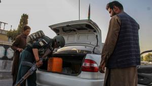 Los talibanes toman el control de once distritos en Afganistán tras las retirada de las tropas extranjeras