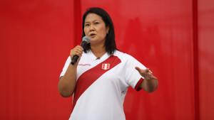 """Keiko Fujimori denuncia """"indicios de fraude"""" en la segunda vuelta de las elecciones de Perú"""