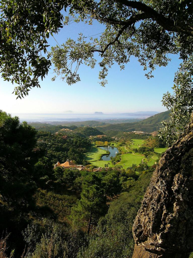 Viviendas de lujo de La Zagaleta