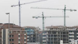 Construcción de viviendas en Baleares.