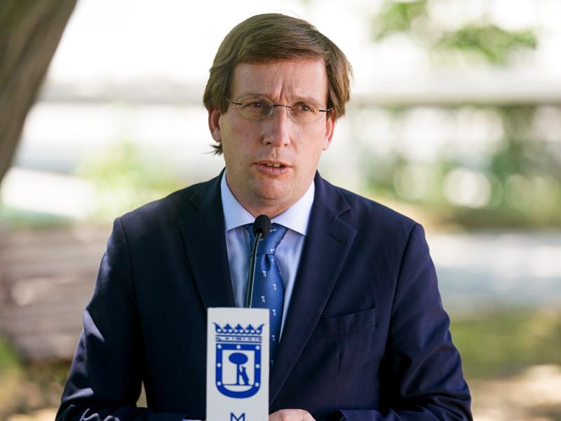 """Almeida ve """"lógico"""" vacunar a la selección española """"igual que al equipo que va a los JJOO"""""""