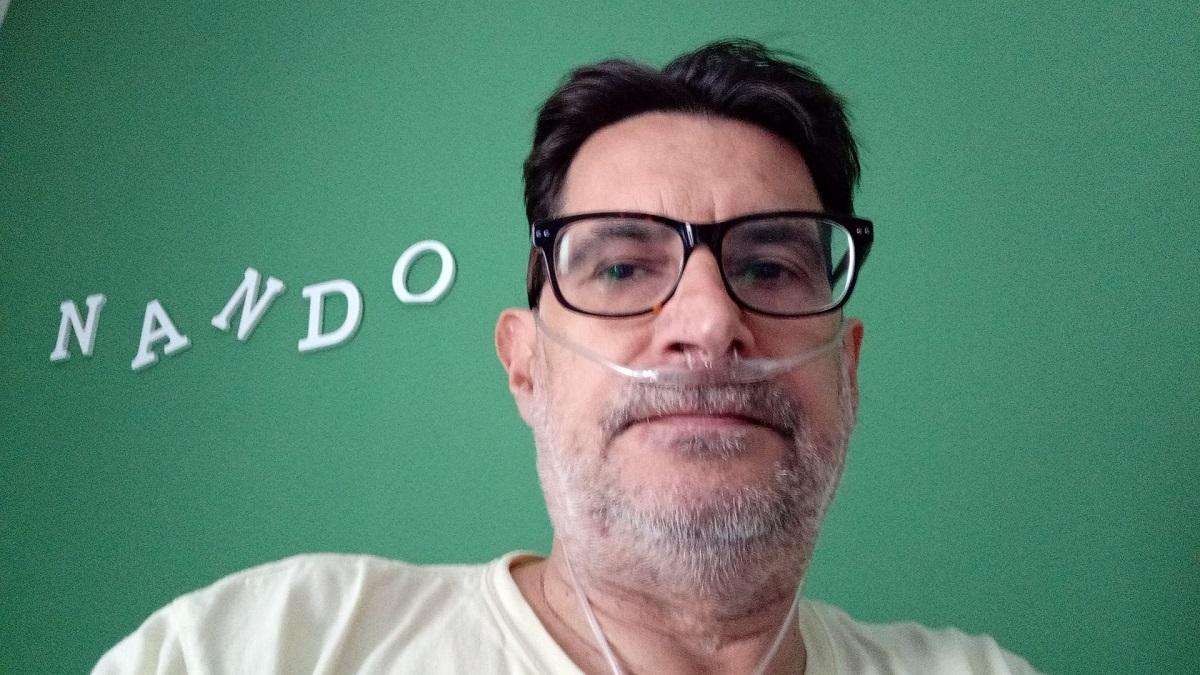 """""""Tengo EPOC, necesito 16 horas de oxígeno al día y la factura me subirá 600 euros al año"""""""