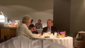 La comida en O'Pazo en la que Florentino Pérez sondeó la posibilidad de que el Real Madrid jugara en el Metropolitano