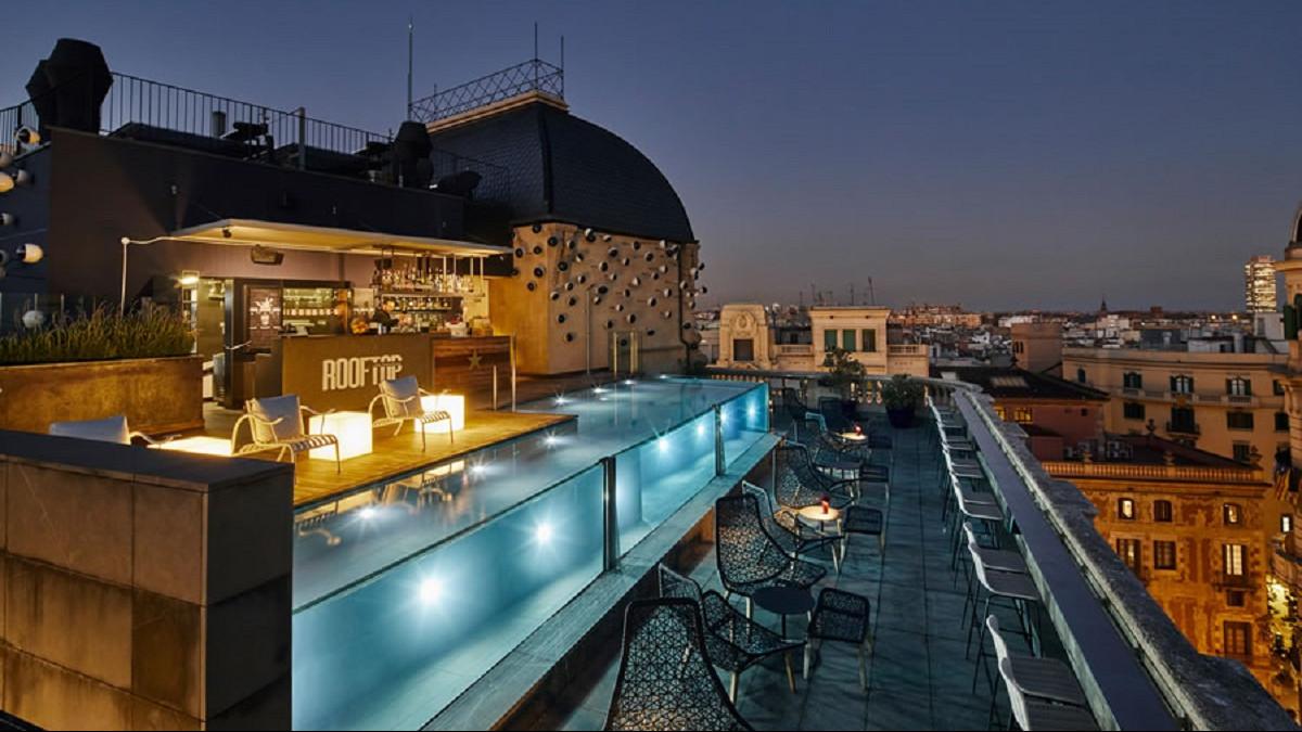 Nuevo hotel de lujo en el mercado: el Ohla Barcelona se vende por cerca de 45 millones
