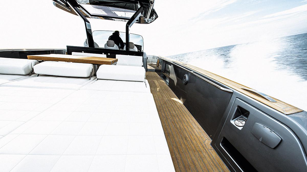 'Tenders', los modestos botes de transporte inspiran la nueva generación de yates de lujo