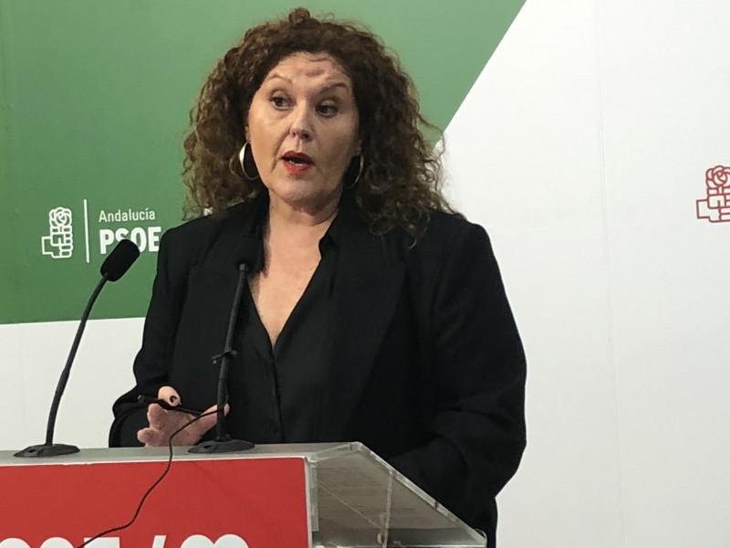 Araceli Maese, parlamentaria del PSOE por Cádiz.