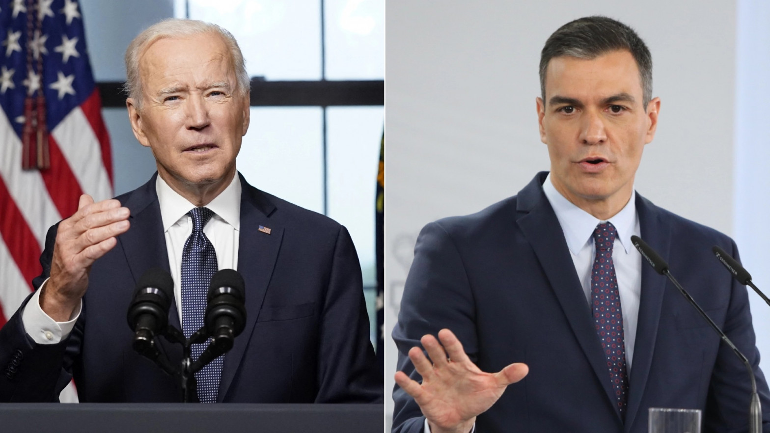 Biden Sánchez