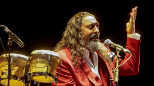El cantaor Diego 'El Cigala' ha sido detenido este jueves en el Hotel Catalonia Atocha, de la capital, acusado de cometer un delito de violencia machista