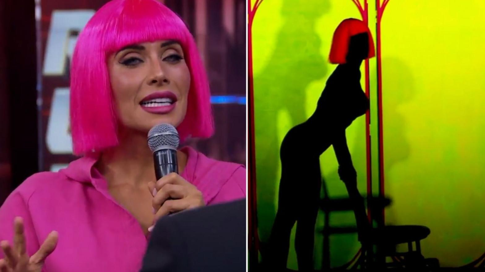 Críticas contra el baile sensual de Pilar Rubio
