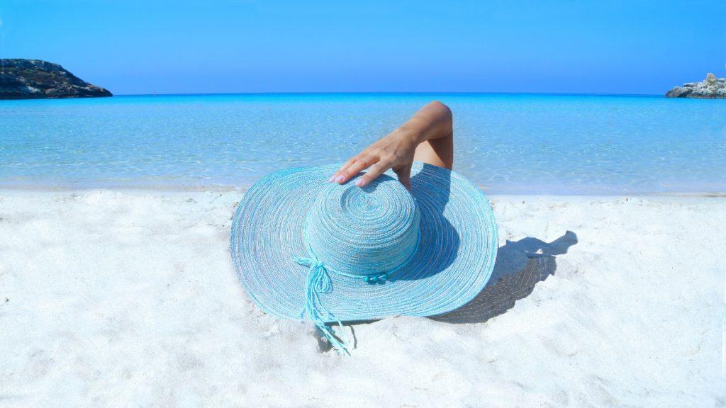 ojos cuidado enemigos sol verano playa