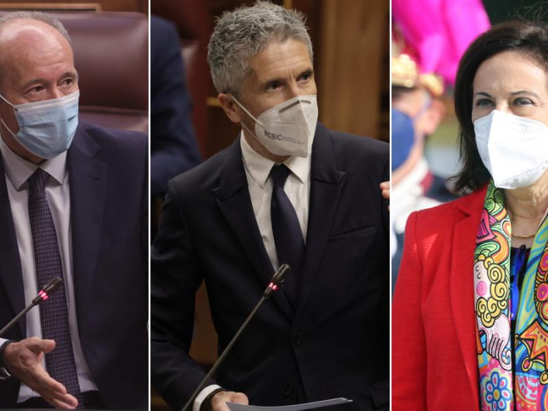 Marlaska, Robles y Campo: las puertas giratorias judiciales del Gobierno de Sánchez