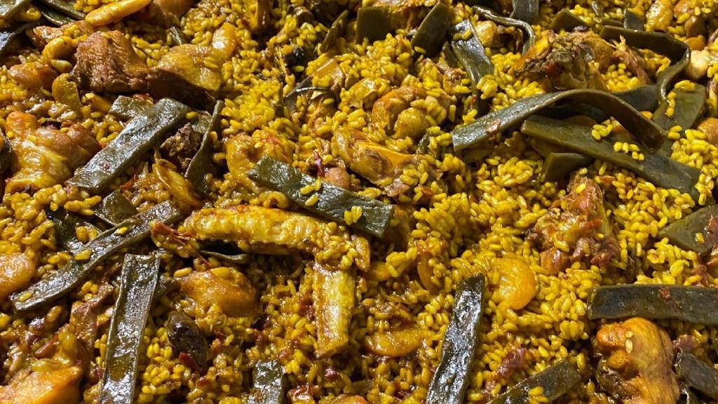 Dónde comer paella en Madrid