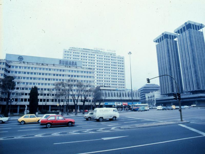 Sede de Rumasa en Madrid, en una imagen de archivo.