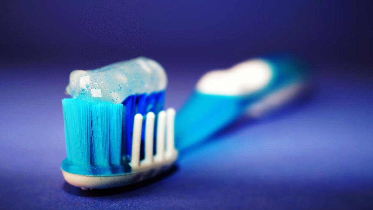 cepillado dientes salud comer beber