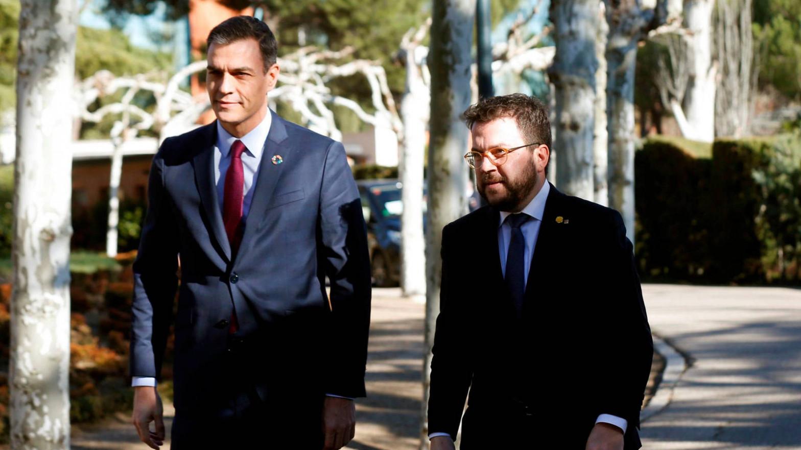 Sánchez destina a Cataluña una inversión récord a través de las empresas públicas