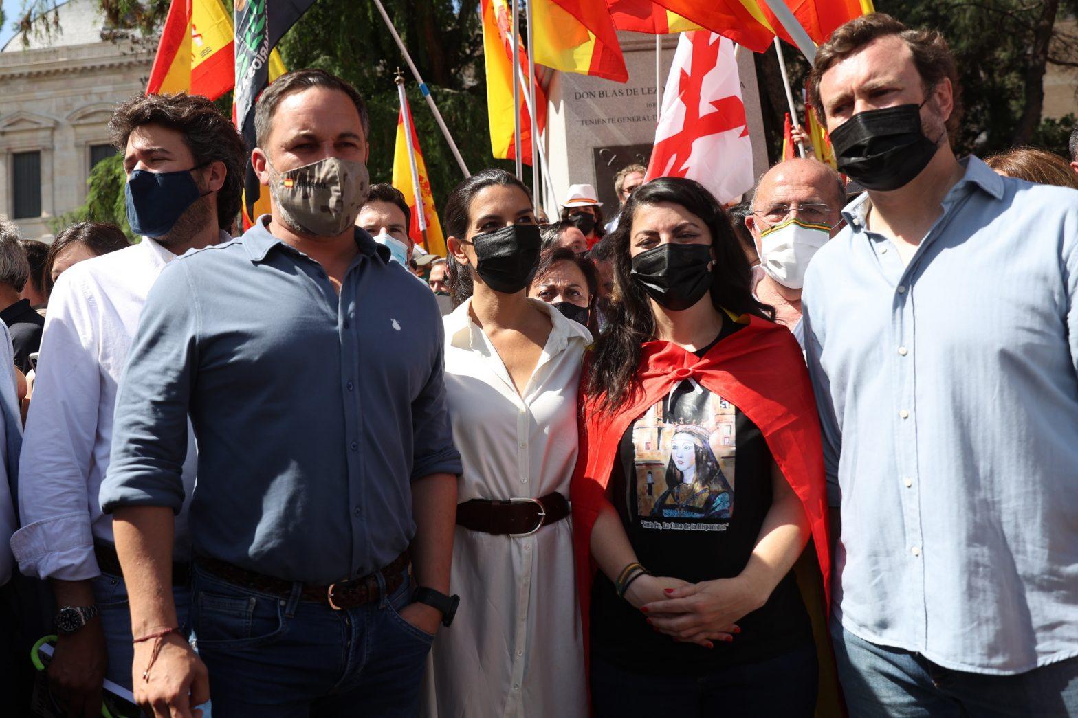 Vox, PP o Cs no podrán impugnar los indultos al no ser parte perjudicada
