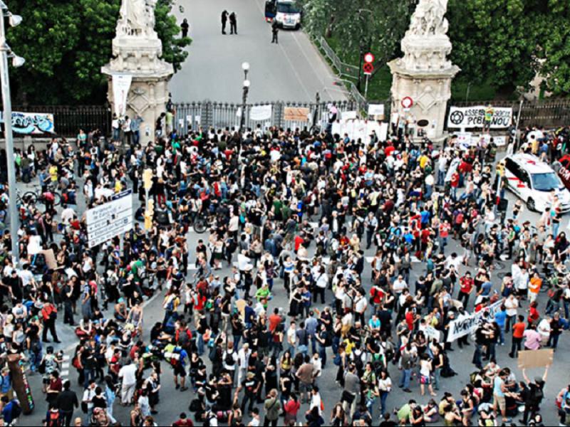 Los indultos de segunda en Cataluña: sin perdón 10 años después de rodear el Parlament