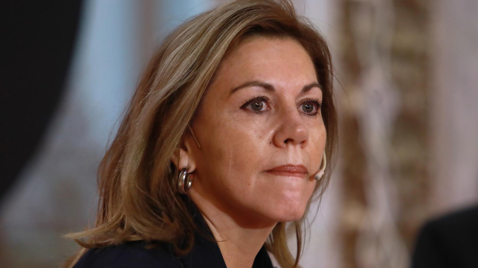 Cospedal deja su puesto en el bufete CMS Albiñana & Suárez de Lezo